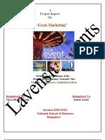 Lavancia Events