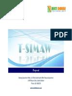 T-SIMAW