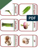 Imagier Legumes