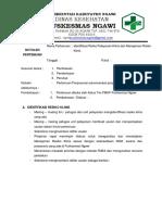9.1.1.8 Notulen Identifikasi Risiko Klinis Dan Keselmatan Pasien