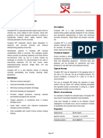 Data Sheet_Fosroc_Conplast WP Admixture