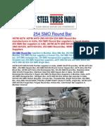 254 SMO Round Bar.docx