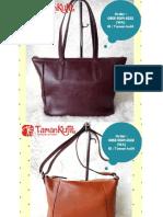 tas kulit wanita asli , 0858 5504 6522 (WA)
