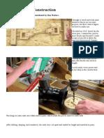 Mecanismo Trnasmision de Fuerza Wood U