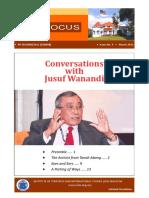ISIS Focus 3-11 - Jusuf Wanandi