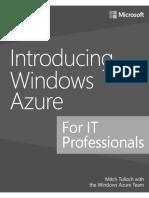 Azure for ITPro