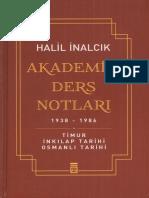 Halil İnalcık - Akademik Ders Notları cs.pdf