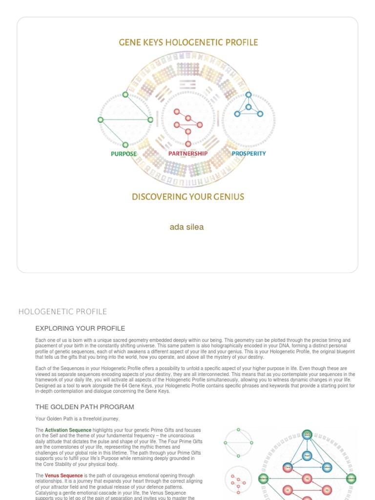 ada_silea_Hologenetic_Profile.pdf | Karma | Religion And ...