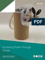hackingstem increasing power through design instructions