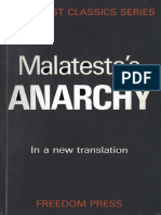 (Anarchist Classics) Errico Malatesta-Anarchy-Freedom Press (1974)