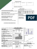 Estadística Descriptiva