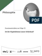 Hr Funkkolleg Philosophie 23