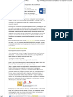 Combinar Correspondencia Con Imagenes en Microsoft Word