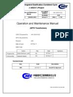 A61 003 a 022 A00 Operation Manual