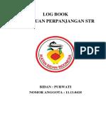 Log Book 1 Pengajuan Perpj STR