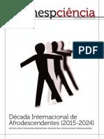 UnespCiência - n°86 - Década Internacional de Afrodescendentes (2015-2024)
