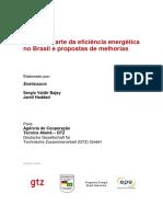 Estado Da Arte Da Eficiência Energética No Brasil e Propostas de Melhorias
