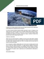 Tecnologia satelital minera