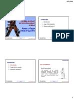 Clase 5 Estabilidad de Estructuras de Acero-Carga de Pandeo