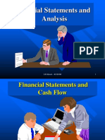 (Self Study) Financial Statement and Analysis (Part of Fundamental Analysis)
