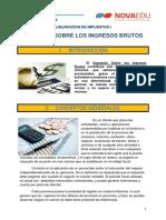 II.-impuesto Sobre Los Ingresos Brutos Directo