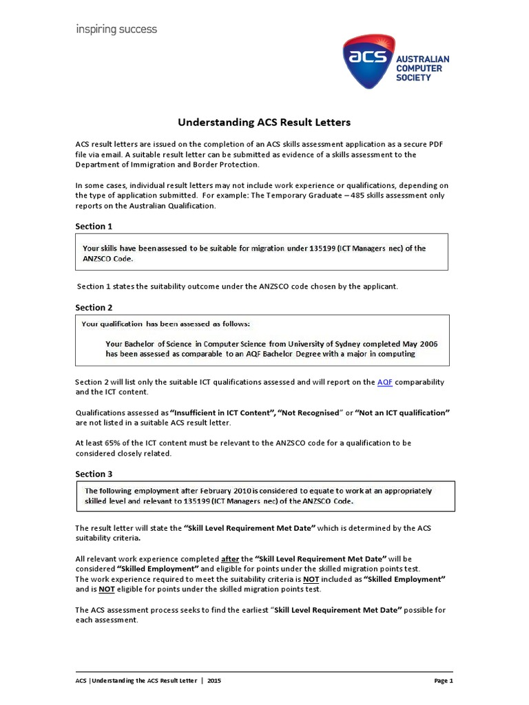 Understanding the xxx acs result letter 2014 educational understanding the xxx acs result letter 2014 educational technology educational assessment aljukfo Image collections