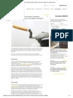 ¿Cuál Es La Diferencia Entre Cemento, Concreto, Hormigón y Hormigón Armado