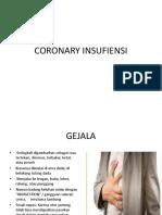 Coronary Insufiensi