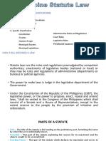 Philippine-Statute-Law (Atty. Ventura_s Ppt)