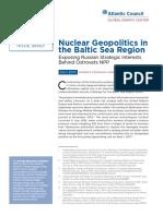 Nuclear Geopolitics in the Baltic Sea Region