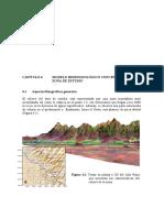 Modelo Hidrogeologico Conceptual