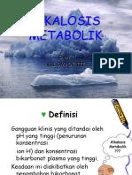 Alkalosis Metabolik