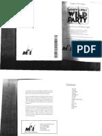 Wild Party - Libretto