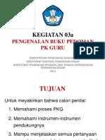 03a Pengenalan Buku PKG