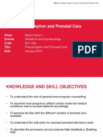 OG 1.3_Preconception and Prenatal Care Jan 2015.ppt