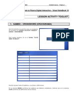 Tutorial Lesson Activity Toolkit - Games