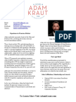 Adam Kraut NRA Petition 170731