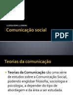Comunicação Social - Aula 2