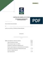 Acuerdo 039 - CG - 2014 Instructivo Certificados via Web Formatos