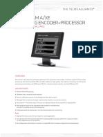 ZIPStream AXE Brochure