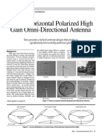 A New Horizontal Polarized High Gain Omni-Directional Antenna_ Tom Apel K5TRA_ QEX 2011