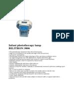 BILITRON 3006 FANEM
