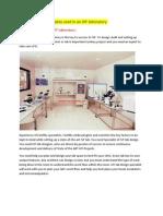 Designing of New IVF IUI ART Laboratory