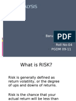 What is RISK