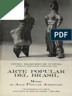 Arte Popular Del Brasil