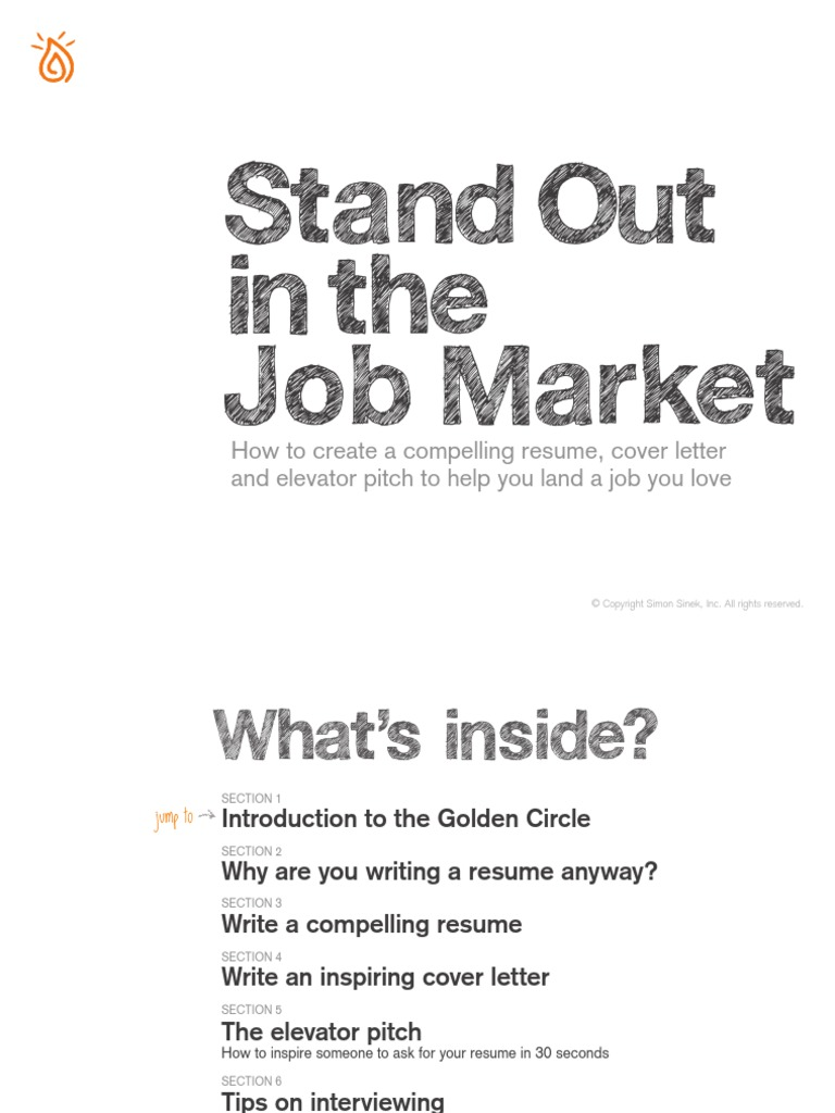 Stand Out in the Job Market | Résumé | Leadership