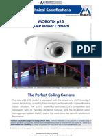 Mobotix p25 Datasheet A1