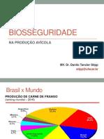 Biosseguridade Na Produção Avícola