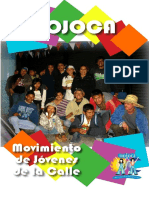 Folleto de MOJOCA