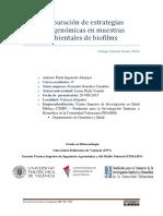 IZQUIERDO - Metagenómica Comparativa de Muestras Ambientales de Biofilms